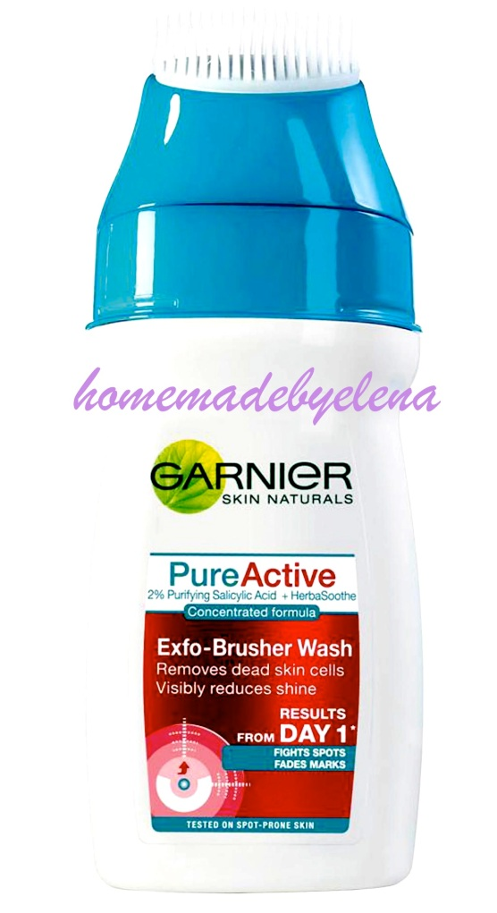 Garnier Pure Active ExfoBrush