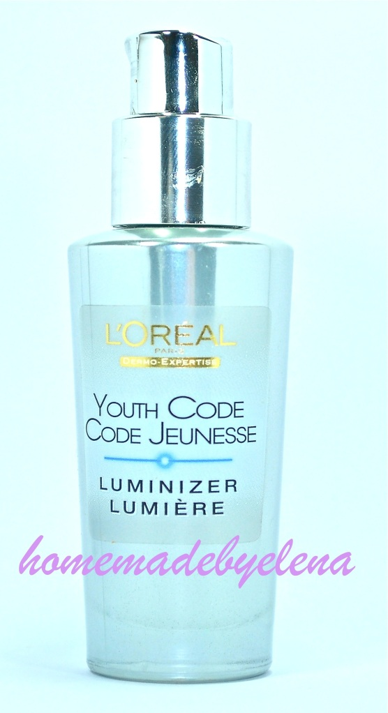 Crema L'oreal Youth Code