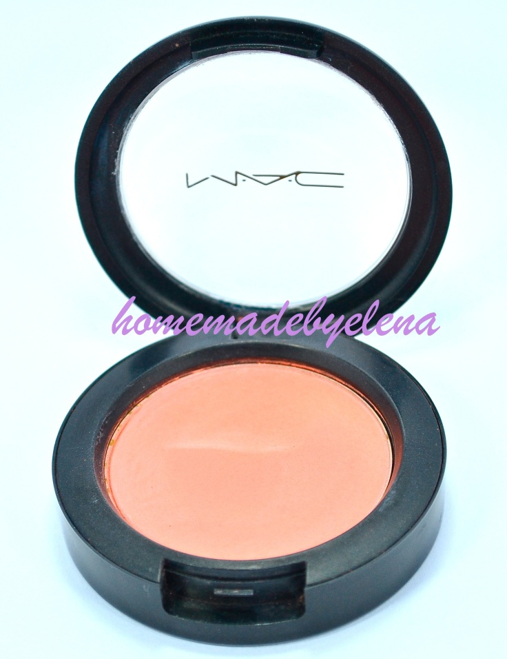 MAC Peach Blush