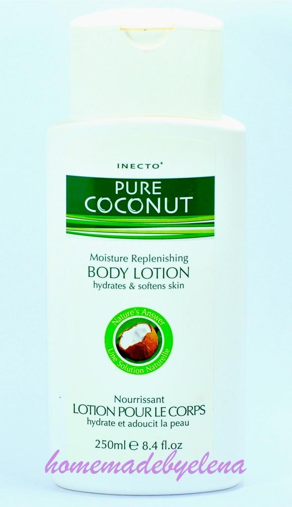 Inecto Pure Coconut Lotiune de Corp