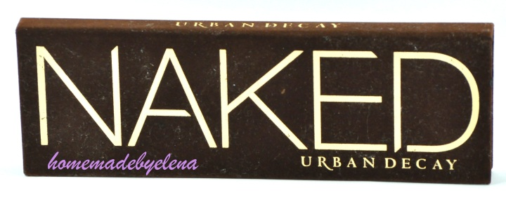 Paleta Naked Urban Decay