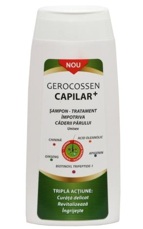 Sampon-tratament impotriva caderii parului Gerocossen Capilar+-1