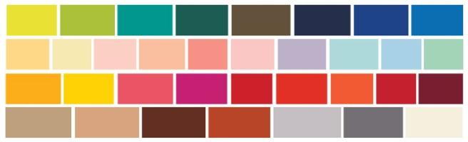 culori 2014