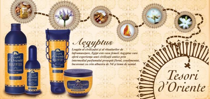 Poster A4 Tesori_oriental_egipt