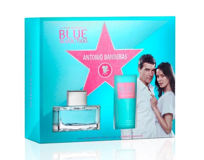 BANDERAS_BLUE SED WOMAN_EDT50ML+BL100ML_X15 - 79,00lei