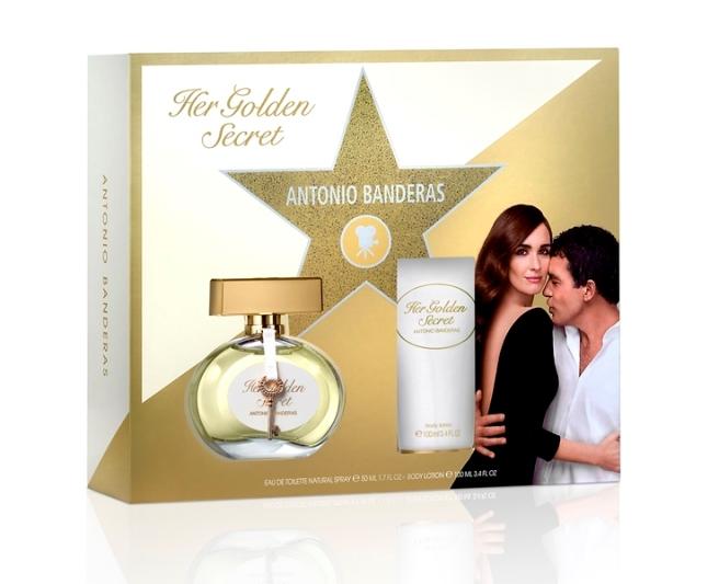 BANDERAS_HER GOLDEN SCR_EDT50ML+BL100ML_X15 -97.00lei