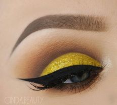 001359b8a4d1e9e6cc3a0ad9f391decf--cut-crease-makeup-yellow-cut-crease-eye-makeup