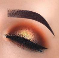 a430834d6e1f5986c01b439d4e27d197--gold-orange-makeup-gold-and-orange-eyeshadow